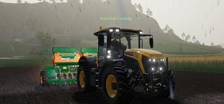 FARMING SIMULATOR – Niedersachsen schwingt sich auf die Trecker